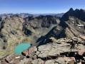 Grande Lance de Domène en boucle par le Col des Lances et le Lac du Loup