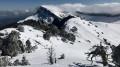 Crête Nord du Rocher Lorzier et vue sur la Grande Sure