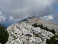 Le Mont Ventoux par le Sommet de la Plate et les Rochers de Cachillan