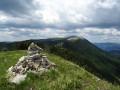 Montagne de Sumiou et Crête de Lure