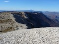 Crêtes Ouest et Mont Ventoux