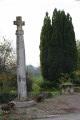 Croix à la sortie de Moings