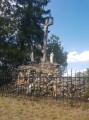 Croix au dessus de Gorze