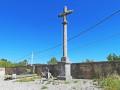 Croix cimetière de Tellecey