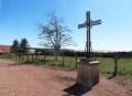 Croix de fer à Tellecey