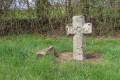 croix de St jacques avec 3 coquilles