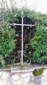 Croix occitane en fer forgé
