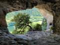 De Mollans-sur-Ouvèze à Pierrelongue par les Baumes des Eyguiers
