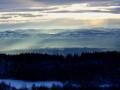 Boucle par le Mont Chaffaron depuis Saint-Maurice-de-Rotherens