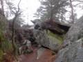 Les Gorges de Franchard et l'Antre des Druides