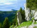 Roche Blanche et Défilé Magique autour du Vallon de Pratcel