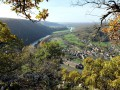 Deluz : La Vallée du Doubs
