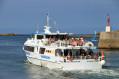Départ du bateau pour l'ile d'Yeu