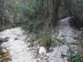 Départ du sentier vers le Château du Diable