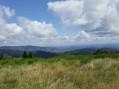 Le Mont Soubran depuis Claveisoles