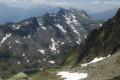 Depuis le sommet du Grand Mont
