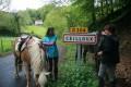Destination de la randonnée à cheval