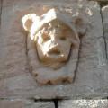 Détail du château du Bilstein