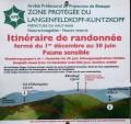 Deux sentiers possibles depuis le Col d'Oberlauchen