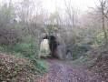 deuxième pont de l'ancienne voie ferrée