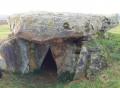 Le dolmen de la Ganguille et les villages de Bolmont et Hardoncelle
