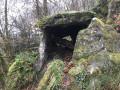 Le chemin du Paris-Orléans-Corrèze et le dolmen de la Maison du Loup