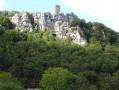 Donjon du château de Montferrand