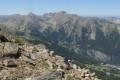 Du sommet de Boussolenc