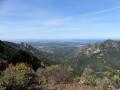 Puig dels Quatre Termes via la Collada de l'Orri depuis La Farga (Sorède)
