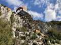 Le sentier des échelles autour de Roquefort-sur-Soulzon