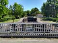 Le Canal du Midi de l'écluse de Castanet Tolosan à l'écluse d'Ayguesvives