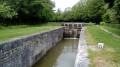 Le Canal d'Orléans et quelques étangs au départ de Chailly