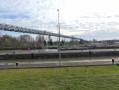 Entre les écluses d'Amfreville et le pont du Manoir au départ de Pitres