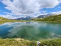 Découverte de la Montagne de l'Arc par le Lac du Carroley