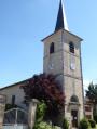 Eglise à Omelmont