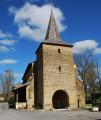 Eglise d'Ornézan