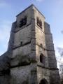 Eglises médiévales de la Brie - Vendières et l'Epine-aux-Bois