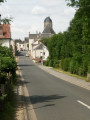 Chemins pédestres de la Ville-aux-Clercs : parcours Rouge