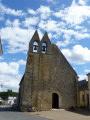 Eglise de Mazière en Touraine
