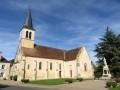 Eglise de Saint-Martin à Mers-sur-Indre