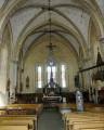 Eglise du village de Chastreix