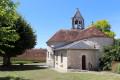 Eglise et nouveau presbytère de Preuilly-la-Ville