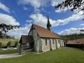 Églises, mairies et pommiers depuis Beaufour-Druval
