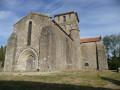 Eglise Notre Dame du vieux Pouzauges