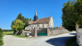 Eglise paroissiale Saint-Martin de Quincey, commune de Ferreux Quincey (Aube