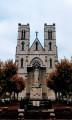 Eglise Saint Laurent Départ et arrivée