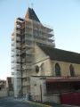 Eglise Saint Médard de Lizy sur Ourcq