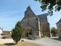 Église Saint-Pierre à Assier