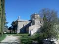 Eglise Saint Pierre de Larnas, XII siècle