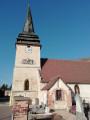 Église Saint Vaast à Connelles